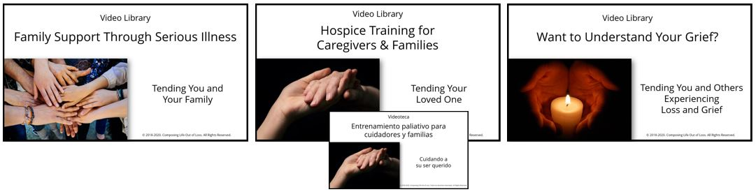View Samples from Our Video Libraries for End-of-Life Care